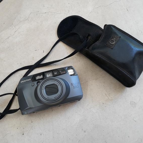 Câmera Fotografica Pentax Espio 160 C Capa