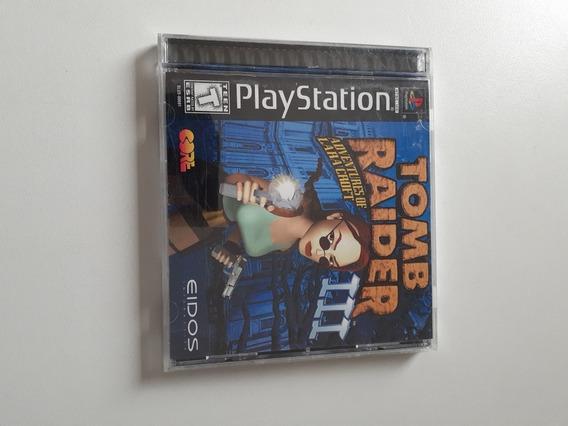 Tomb Raider 3(playstation)