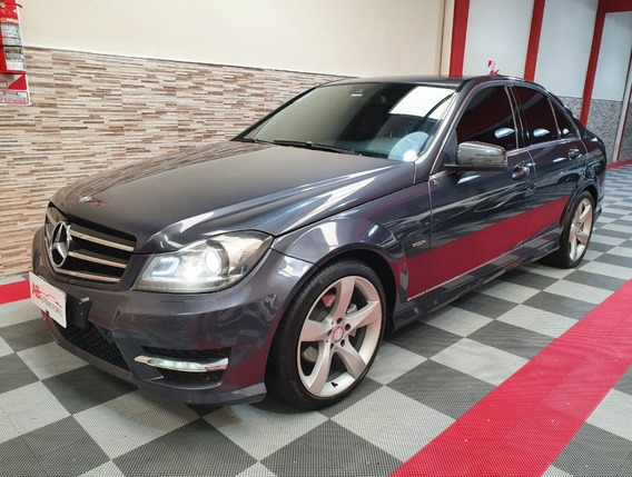 Mercedes Benz Clase C250 Edition C At 2014