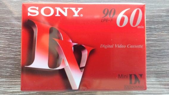Fita Para Filmadora Sony Mini