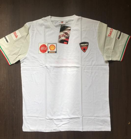 Camiseta Masculina Ducati 100% Original