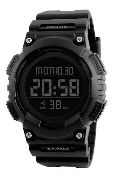 Relógio Masculino Skmei Digital 1248 Preto