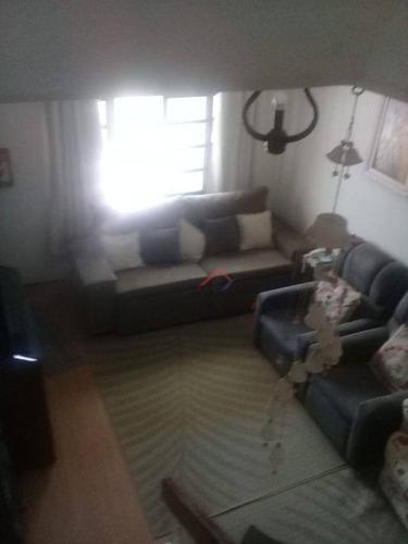 Imagem 1 de 6 de Sobrado Com 3 Dormitórios À Venda, 186 M² Por R$ 420.000,00 - Balneário Flórida Mirim - Mongaguá/sp - So0032