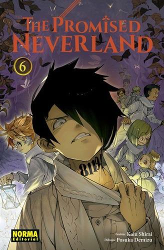 Imagen 1 de 1 de Manga The Promised Neverland Tomo 06 - Norma Editorial