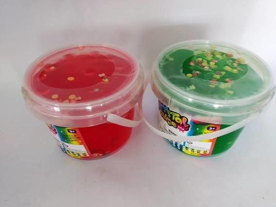 Slime Crystal Pote Grande 1 Pieza