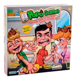 Popo Game Quién Irá Al Baño Ditoys