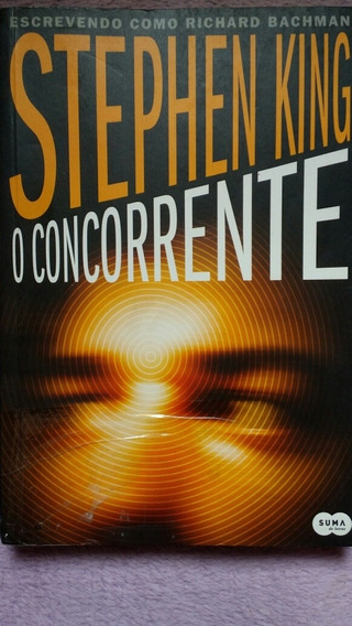 Livro O Concorrente-stephen King