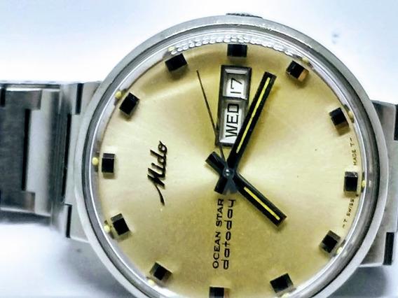Relógio Mido Swiss Automático Top!