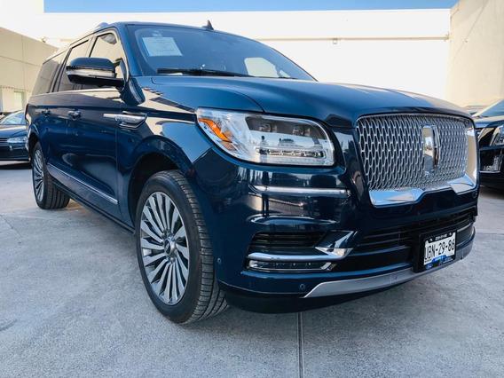 Lincoln Navigator 3.5 T L Reserve 2018
