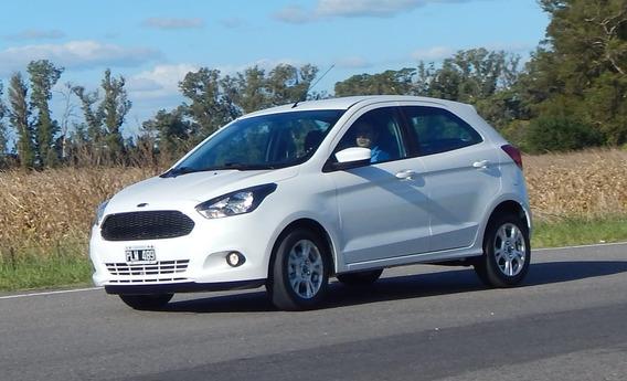 Plan Ovalo Ford Ka Sel Adjudicado
