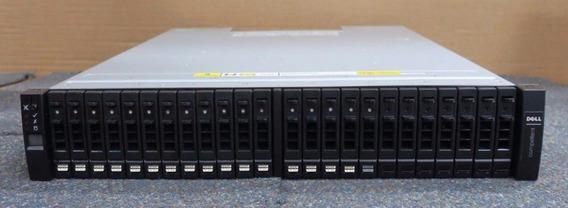 Solução Storage Dell Compellent 12tb Discos Ssd E Sas 600gb