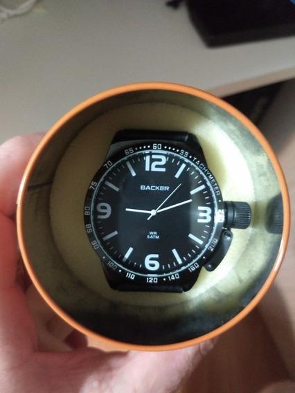 Relógio Backer.Quartz.