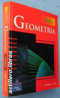 Geometría- Clemens/ O´daffer/ Cooney- Pearson Serie Awli