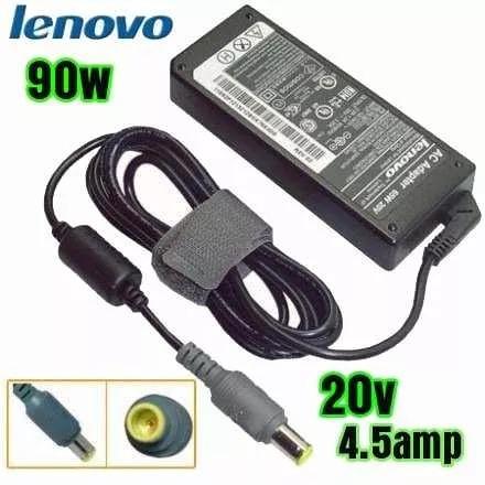 Cargador De Laptop Lenovo 20v 4.5a 90w