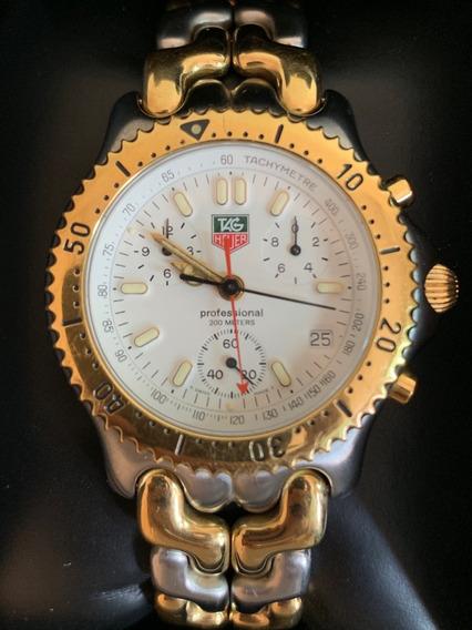 Relógio Tag Heuer Ayrton Senna Colecionador