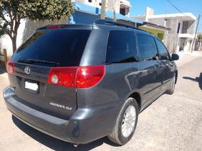 Toyota Sienna 2007 Xle Piel Aut