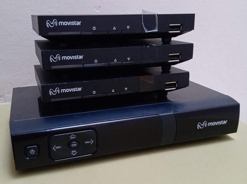 Decodificadores Cable Movistar