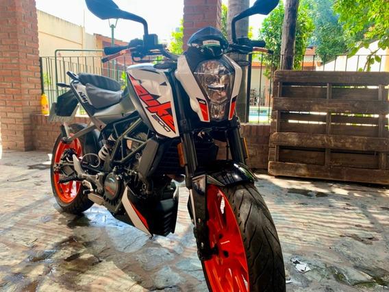Moto Ktm Duke 200 2018