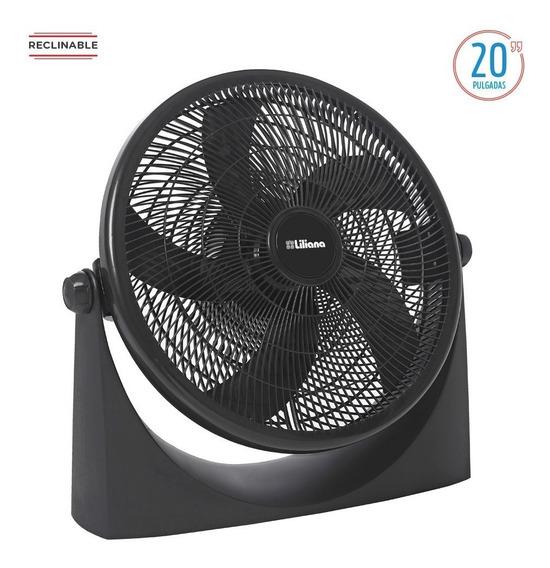 Ventilador Turbo Reclinable Liliana 20 Pulgadas Vtf20p