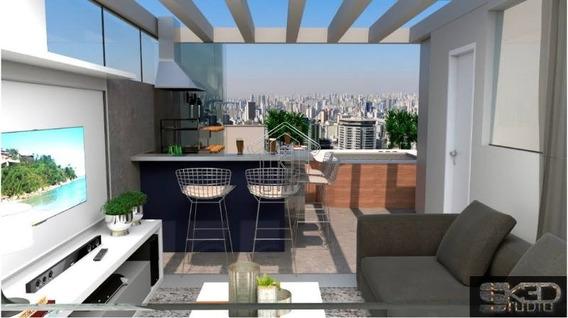 Apartamento Sem Condomínio Cobertura Para Venda No Bairro Vila Pires - 10652gt
