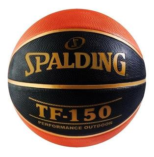 Pelota Basquet Spalding Tf 150 Nº 7 Oficial - Olivos