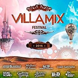 Villa Mix 2016 5ª Edição