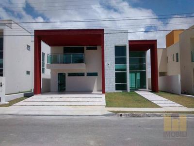 Casa Residencial À Venda, Tabuleiro Do Martins, Maceió. - Ca0051