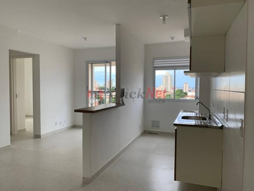Apartamento À Venda No Bairro Vila Eldízia Em Santo André - 6005