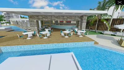 Apartamento En Playa Coral Punta Cana Desde 170.000 Dolares