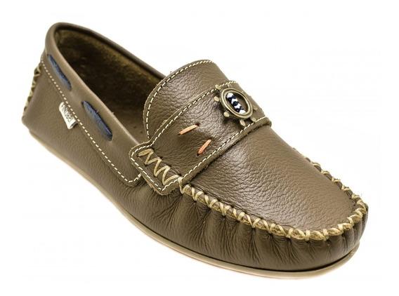 Sapato Infantil Finobel Mocassim Kc02