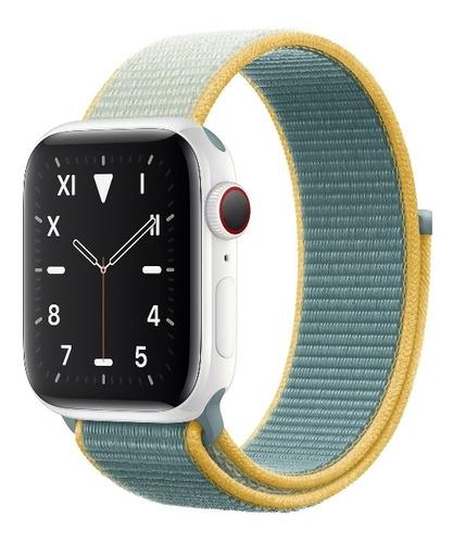 Apple Watch Série 5 40 Mm Duas Pulseiras Novo Na Caixa