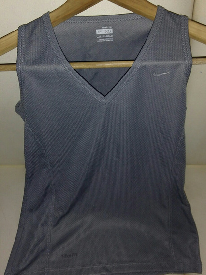 Remeras Musculosa Deportiva Dry Fit Mujer Original
