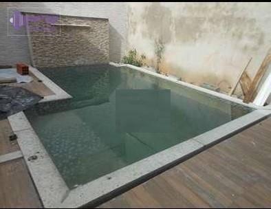 Sobrado Com 4 Dormitórios À Venda, 297 M² Por R$ 1.700.000,00 - Jardim - Santo André/sp - So0251