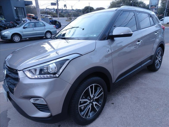 Hyundai Creta 1.6 16v Flex 1 Million Automatico
