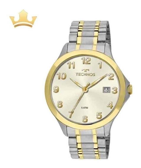 Relógio Technos Masculino 1s13cp/5x, C/ Garantia E Nf
