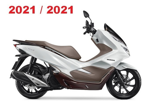 Imagem 1 de 1 de Honda Pcx 150 Dlx 2021 Okm - Pronta Entrega - R$ 16.990,00