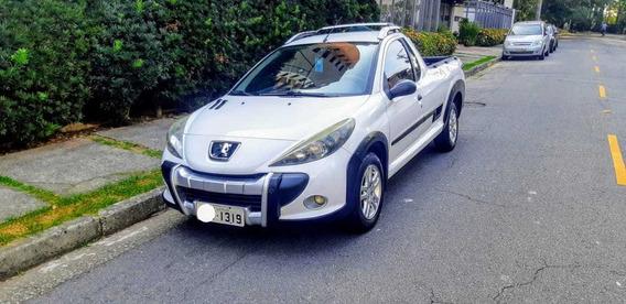 Peugeot Hoggar 2012 1.6 Escapade Flex Completa Troca Moto