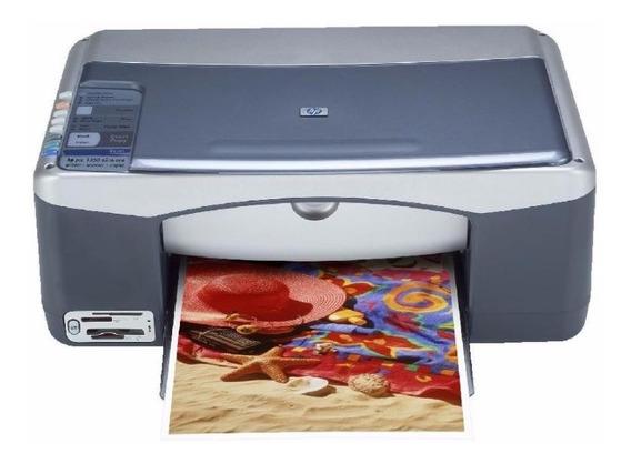Impressora Multifuncional Hp Deskjet 1350 Com Defeito