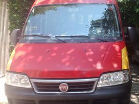 Fiat Ducato 2.3 Multijet Teto Alto Economy 5p - Escolar