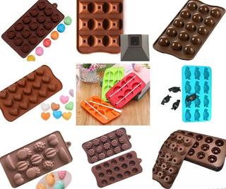 Moldes De Silicona Para Jabón O Chocolate.