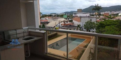Imagem 1 de 27 de Apartamento Com 4 Dormitórios À Venda, 130 M² Por R$ 1.210.700,00 - Córrego Grande - Florianópolis/sc - Ap2234