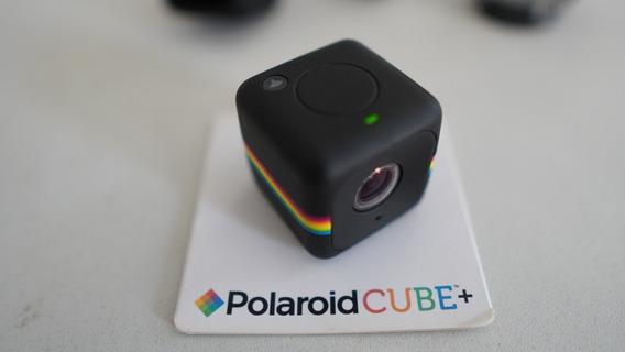 Cámara Polaroid Cube + Plus Wifi