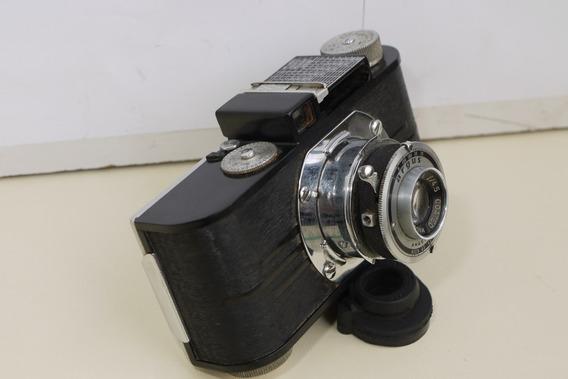 Câmera Fotográfica Antiga Argus Usa Baquelite