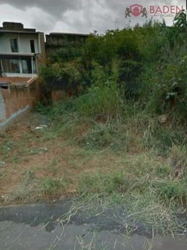 Terreno Residencial Em Campinas - Sp, Loteamento Parque Sao Martinho - Te00186