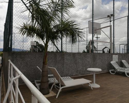 Apartamento Para Venda No  Varanda Ville Eco Club - Sorocaba/sp - Ap09110 - 34748767