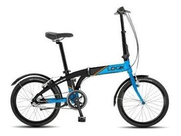 Bicicleta Plegables Teknial Logik Rodado 20