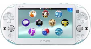 Playstation Vita Wi-fi Azul Claro / Blanco Pch-2000za14 (imp