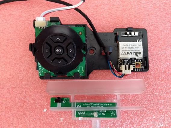 Sensor, Comando E Módulo Wi-fi Tcl L48s4700 * Original *