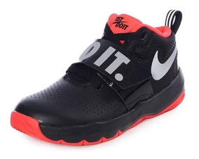 Tenis Nike Hustle D8 Niños Team Just Do It Junior Basquetbol