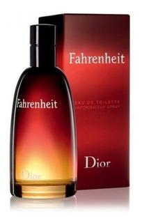 Perfume Christian Dior Fahrenheit Edt 100 Ml Caballero Origi